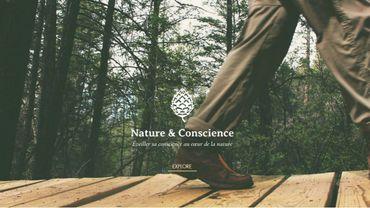 La Presque Star : Gregory Herbrand pour Nature & Conscience, éveil et conscience en pleine nature