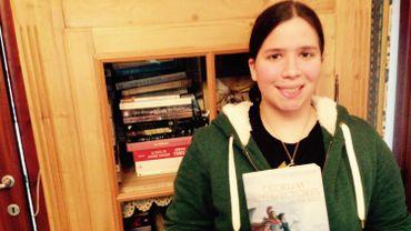 Astrid Méan, une jeune amaytoise, publie son premier roman d'Heroic Fantasy
