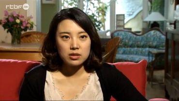 Sumi Hwang, finaliste du Concours Reine Elisabeth 2014
