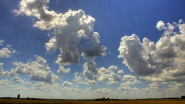 Les nuages ont tendance à monter plus en altitude avec le réchauffement global.
