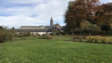 Une ferme biologique pourrait voir le jour au cœur du domaine du convent des soeurs de Notre-Dame de Namur à Jumet