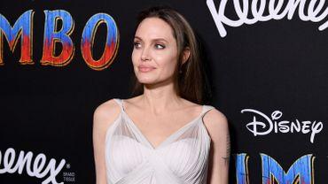 """Avec """"The Eternals"""", Angelina Jolie pourrait jouer dans son premier film de super-héros."""
