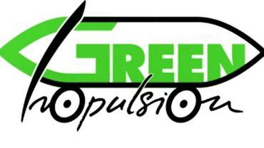 Green propulsion est un concepteur de moteurs électriques et hybrides