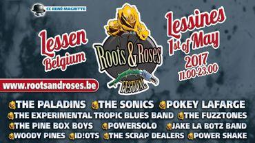 Séquence Spéciale Roots & Roses Festival
