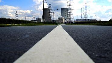 La centrale nucléaire de Doel, le 21 août 2014.