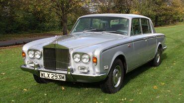 La Rolls-Royce de Freddie Mercury vendue aux enchères