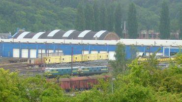 La gare de triage de Ronet fermera définitvement le 31 décembre