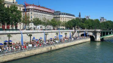 """Cette """"plus grande librairie du monde à ciel ouvert"""", qui existe à Paris depuis le XVIe siècle, fait """"partie intégrante du paysage parisien"""", ont plaidé les élus"""