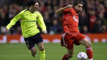 Messi et Arbeloa