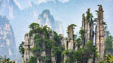 Au village de Houwatan, la nature a repris ses droits de manière impressionnante