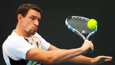 Joachim Gérard battu dans son deuxième match au Masters en chaise roulante