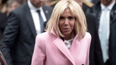 """France: """"On a certainement minimisé"""" l'affaire Benalla, reconnaît Brigitte Macron"""