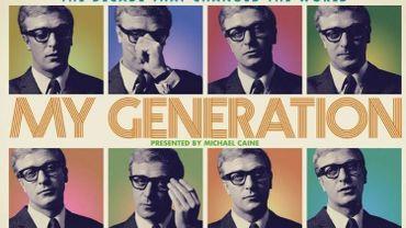 """L'affiche de """"My Generation"""""""