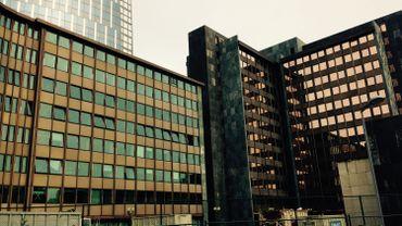 Liège, les anciens bâtiments des finances