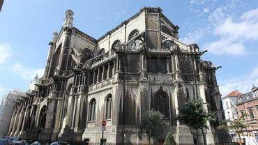 L'église Sainte-Catherine, à Bruxelles