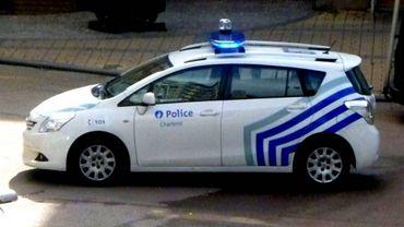 La police locale s'est aussi rendue sur les lieux.