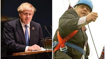 Grande-Bretagne: Boris Johnson, plutôt Winston Churchill ou Benny Hill ?