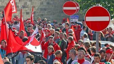 Plusieurs manifestations sont prévues ce lundi à travers tout le pays (illustration).
