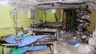 """Syrie: """"L'indignation politique et citoyenne ne sert à rien"""", constate un médecin"""