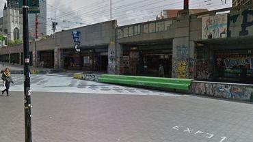 L'ASBL Recyclart pourra y rester trois ou quatre ans maximum, en attendant donc de pouvoir réintégrer ses locaux historiques à côté de la gare de Bruxelles-Chapelle.