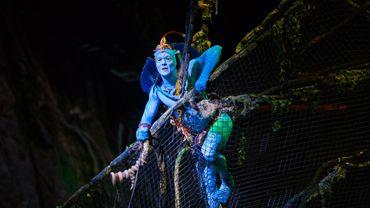 """Le Cirque du Soleil arrive avec """"Toruk"""" à Anvers en 2019"""