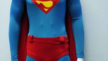 Le costume de Superman est vendu aux enchères