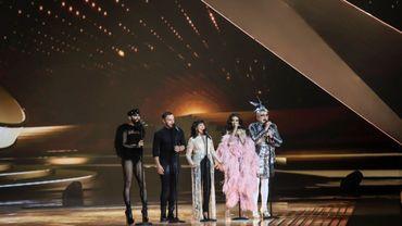 Conchita Wurst, Måns Zelmerlöw ou encore Verka Serduchka chantent à la finale Eurovision 2019 !