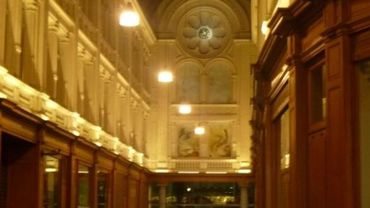 Le Passage de la Bourse à Charleroi