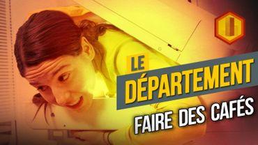 """""""Le département"""" : la websérie sur l'absurdité au bureau"""