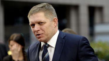 """Le Premier ministre slovaque, Robert Fico, juge l'intégration des réfugiés """"impossible"""""""