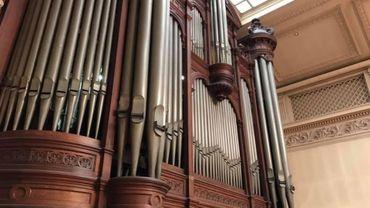 L'orgue du Conservatoire de Bruxelles a retenti une dernière fois avant sa restauration