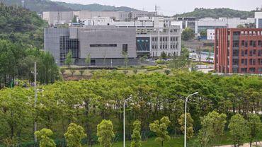 Le laboratoire P4 situé dans l'enceinte de l'institut de virologie de Wuhan en Chine