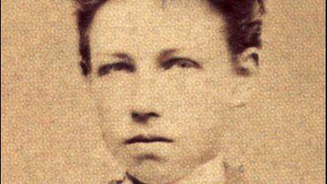 Rimbaud, photo du poète enfant