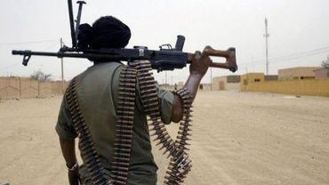 Un soldat malien