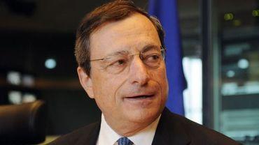 L'Union européenne enquête sur Mario Draghi, le président de la BCE