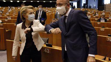 Le Parlement européen ne veut pas du budget élaboré par les 27