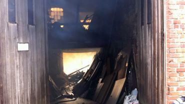 Incendie de Dison: découverte d'une plantation de cannabis