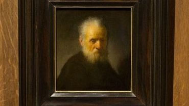 Un Tableau De Rembrandt Authentifie A Amsterdam