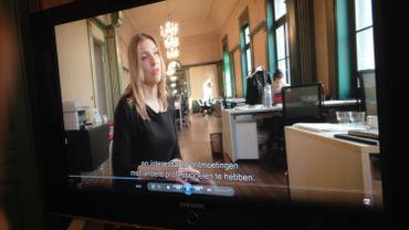 """Indépendante de caractère et de profession Valérie Kinoo a lancé l'espace de coworking """"Les Galeries"""" au cœur de Bruxelles. C'est elle qui le dit, être une femme ne facilite pas les choses, notamment avec les banques."""