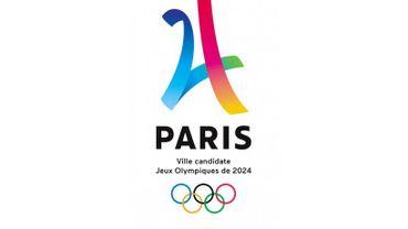 JO-2024: une Tour Eiffel stylisée comme logo de la candidature de Paris