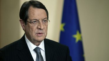 Le président chypriote affirme que son pays ne compte pas sortir de l'Europe