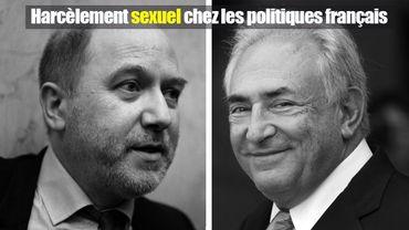Harcèlement sexuel chez les politiques français