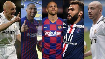 Le Top 5 des transferts les plus surprenants des dernières années