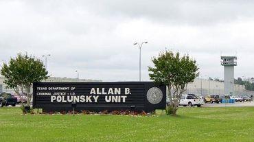 L'Unité Polunsky à Livingston, où les condamnés à mort du Texas attendent eur exexécution