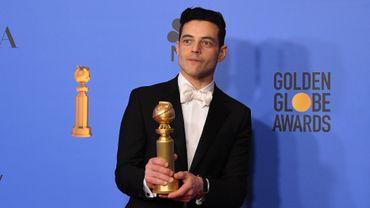 Rami Malek a reçu le Golden Globe du meilleur acteur dans une catégorie dramatique lors de l'édition 2019 de la cérémonie.