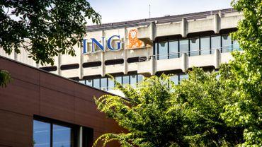 ING a procédé à 213 licenciements secs depuis l'annonce de sa restructuration