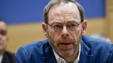 Peter De Roover, chef de groupe à la Chambre de la N-VA.