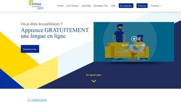 Depuis ce 2 octobre, tous les Bruxellois peuvent accéder à cette plateforme en ligne gratuite pour apprendre des langues