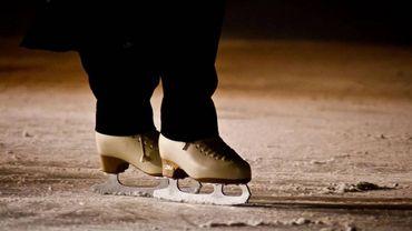 12,5 millions d'euros ont été alloués pour la reconstruction de cette patinoire (illustration).