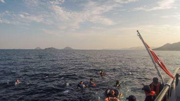La Turquie accueille près de 4 millions de réfugiés, venus principalement de Syrie.